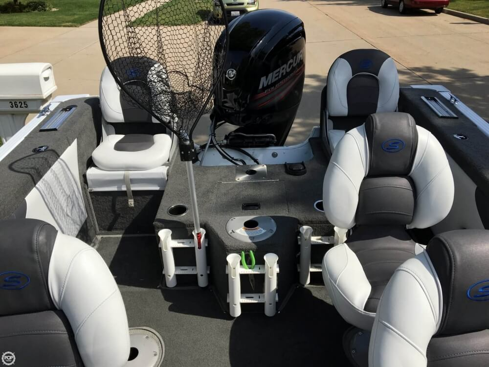2016 Smoker Craft boat for sale, model of the boat is 172 Ultima & Image # 28 of 41