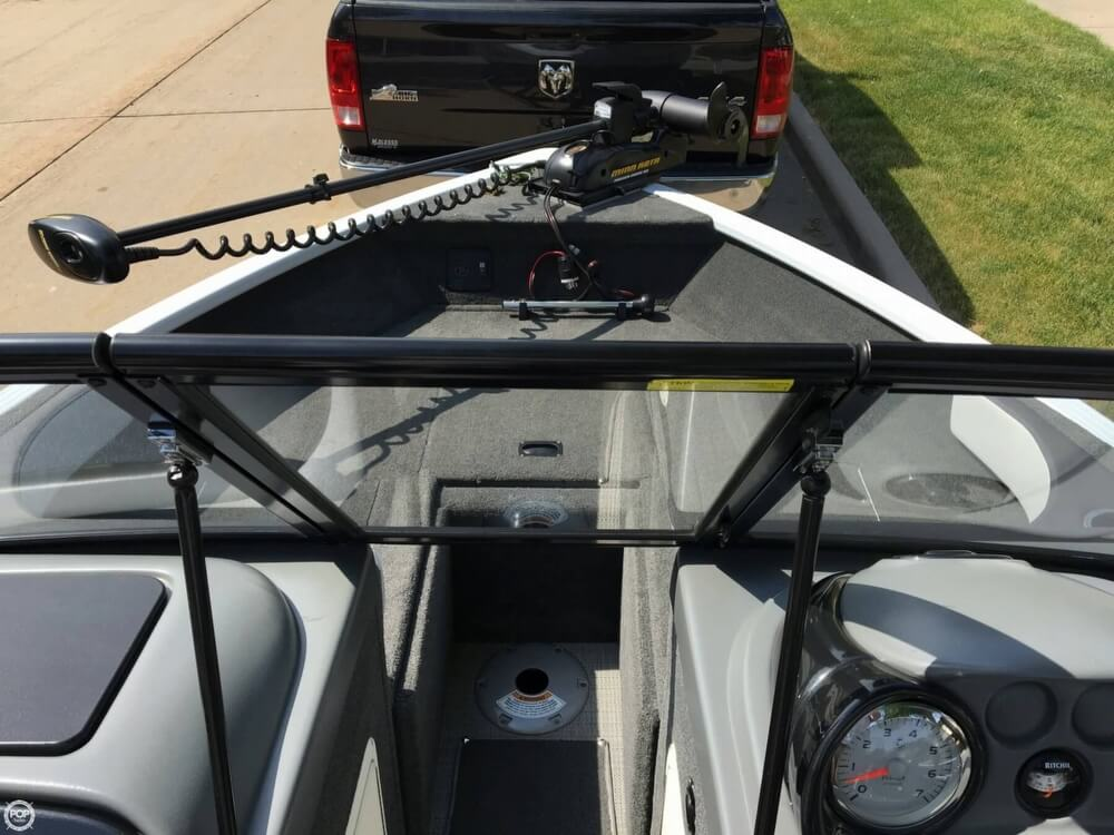 2016 Smoker Craft boat for sale, model of the boat is 172 Ultima & Image # 33 of 41