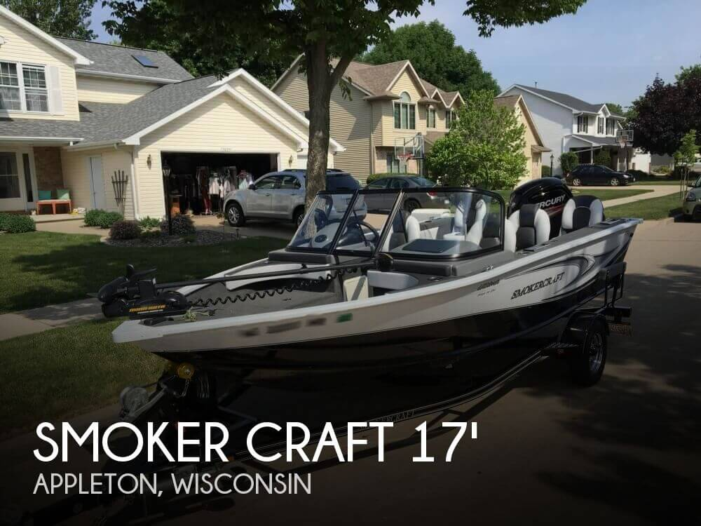 2016 Smoker Craft boat for sale, model of the boat is 172 Ultima & Image # 1 of 41