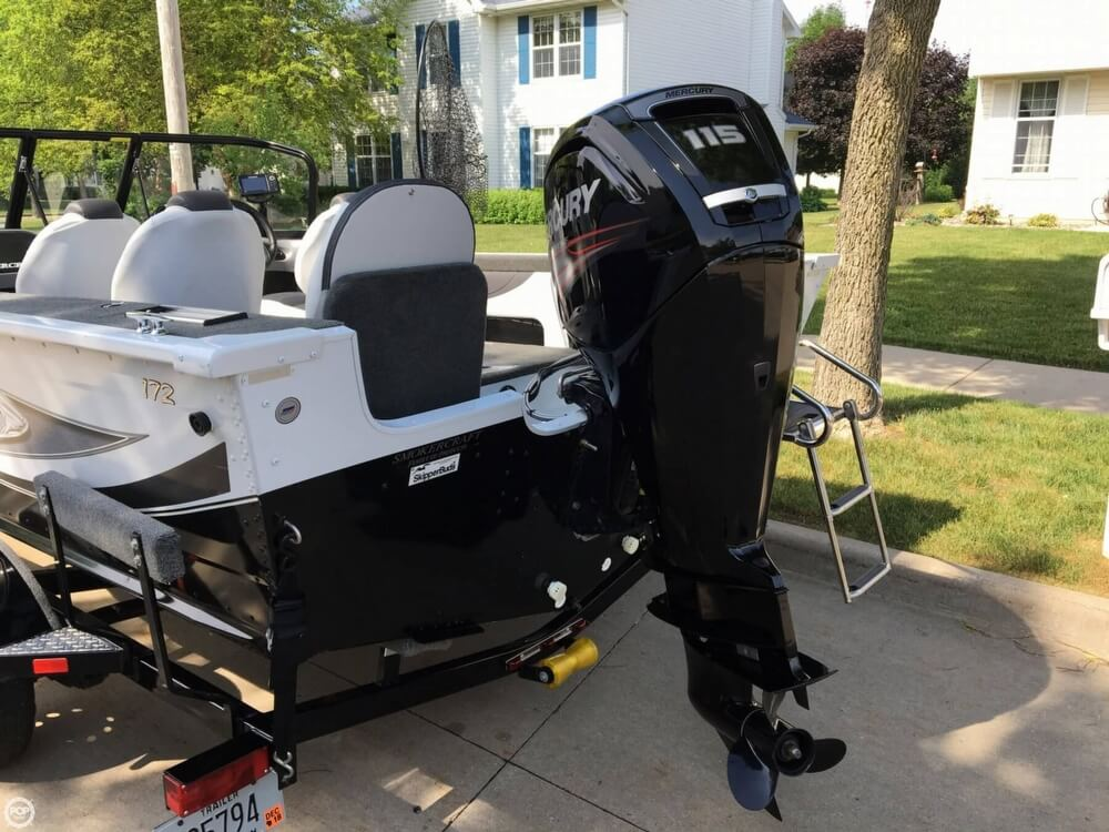 2016 Smoker Craft boat for sale, model of the boat is 172 Ultima & Image # 2 of 41