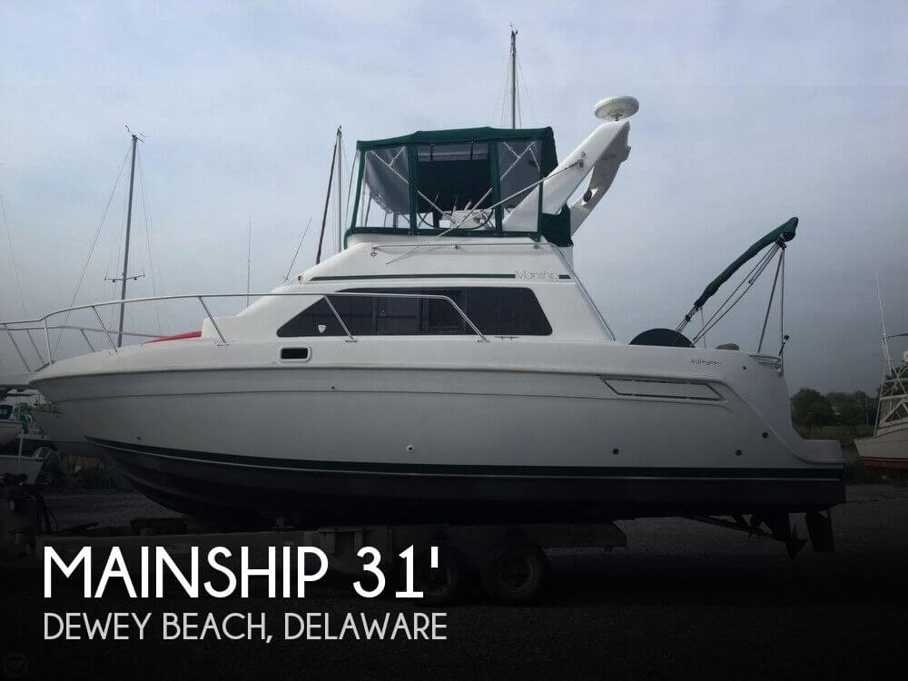 Used Boats For Sale in Delaware by owner | 1998 Mainship 31