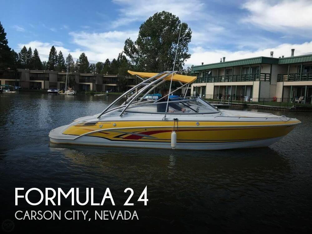 Used Boats For Sale in Reno, Nevada by owner | 2006 Formula 24