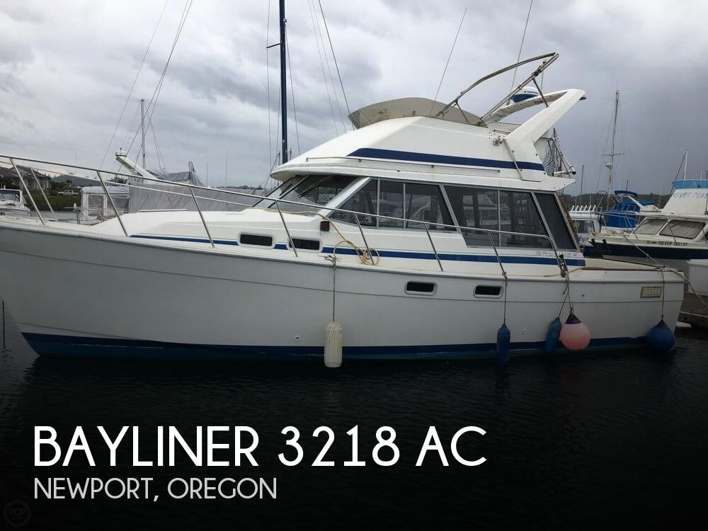 Used Bayliner 21 Boats For Sale by owner | 1988 Bayliner 3218 AC