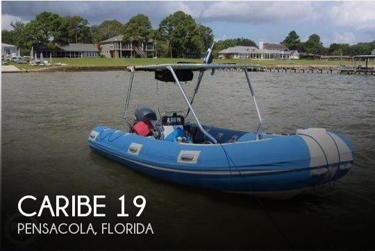 Used Caribe Boats For Sale by owner | 2008 Caribe 19