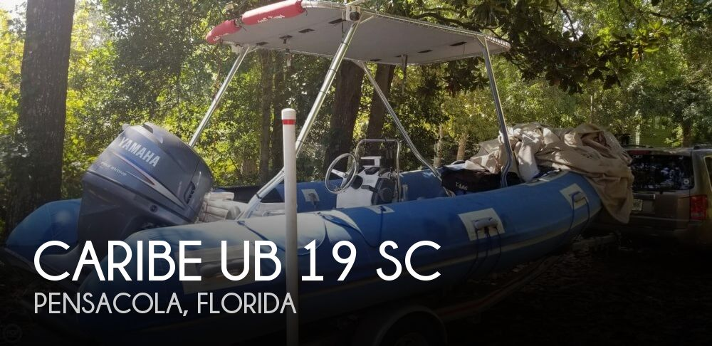 2008 CARIBE UB 19 SC for sale