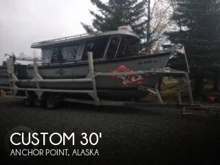 Used Custom Boats For Sale by owner | 2011 Custom 32