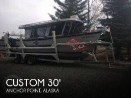 2011 Custom 30 CABIN CRUSER