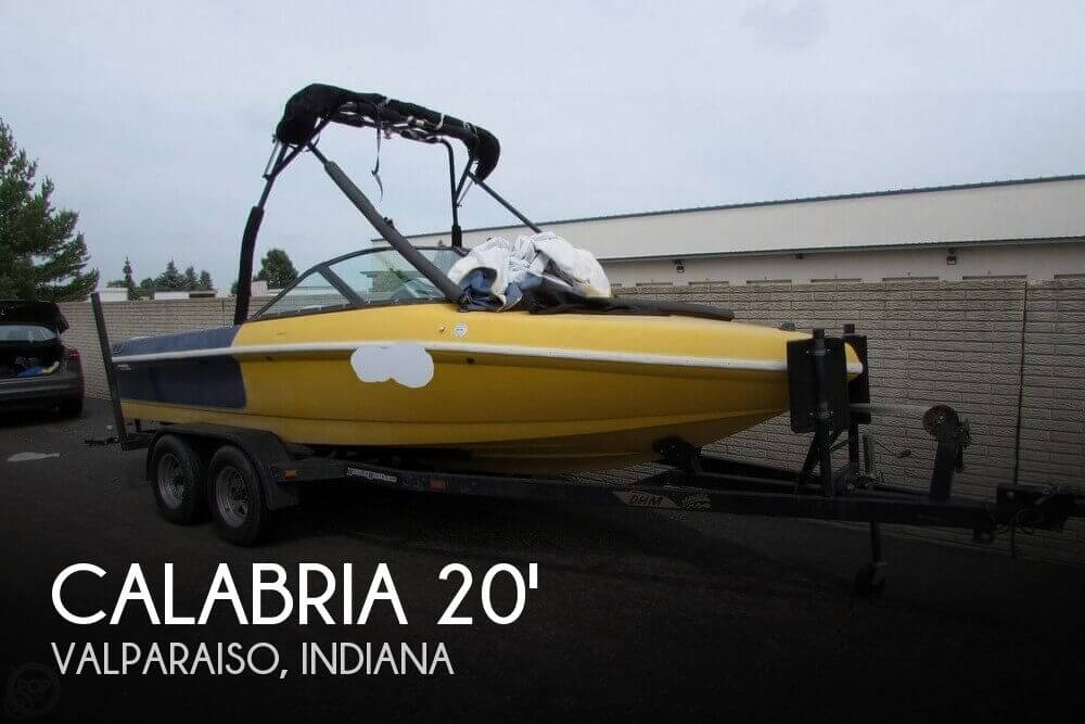Used Calabria Boats For Sale by owner | 2000 Calabria 20