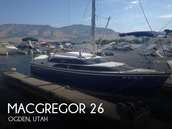 Used Boats For Sale by owner | 2007 MacGregor 26
