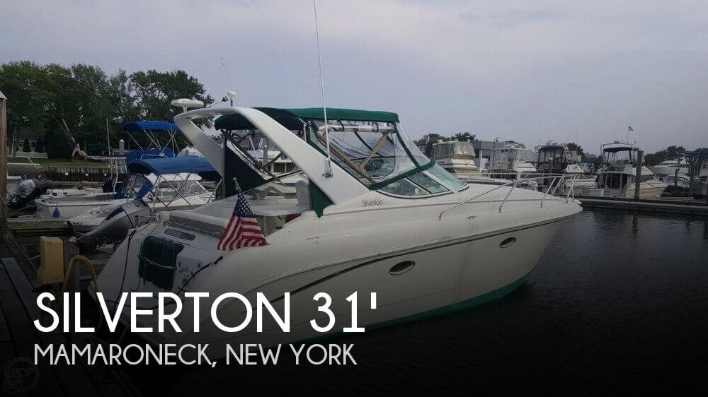 Used Silverton Boats For Sale in New York by owner | 1995 Silverton 31