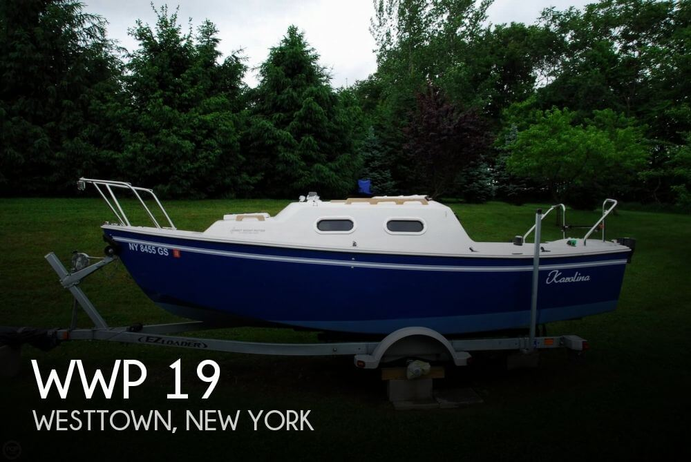 Used Boats For Sale in Scranton, Pennsylvania by owner | 2014 West Wight Potter 19
