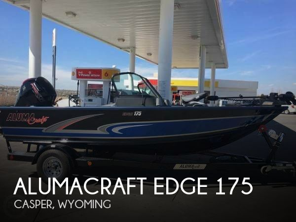 Used Boats For Sale in Wyoming by owner | 2016 Alumacraft 17