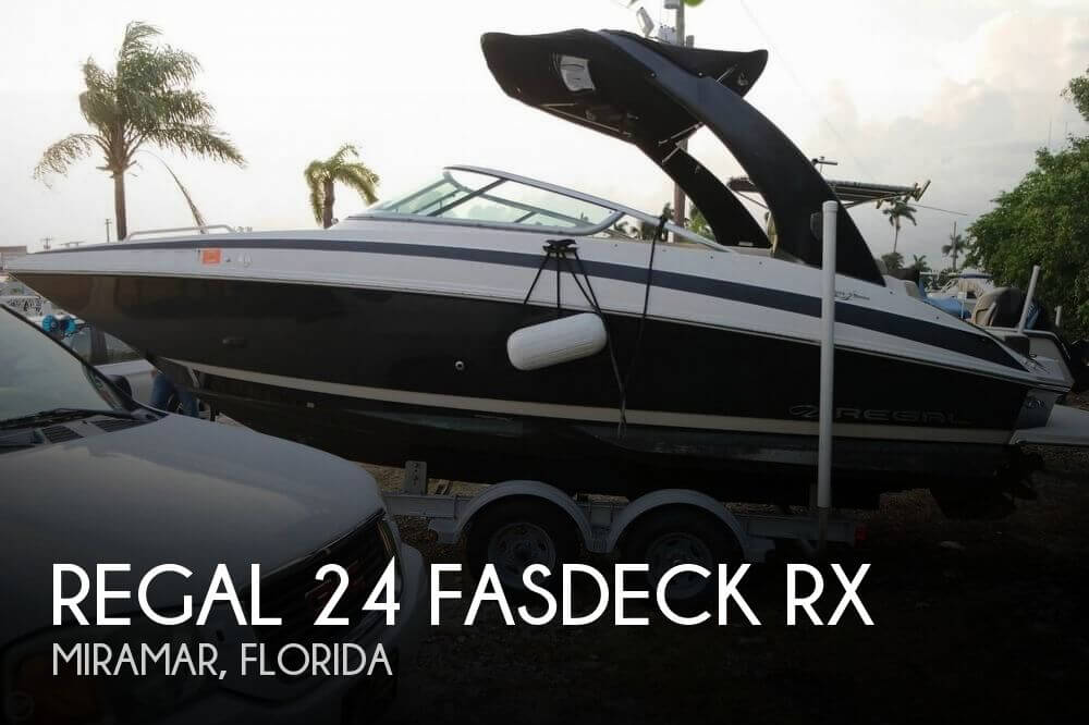 Used Deck Boats For Sale by owner | 2014 Regal 24