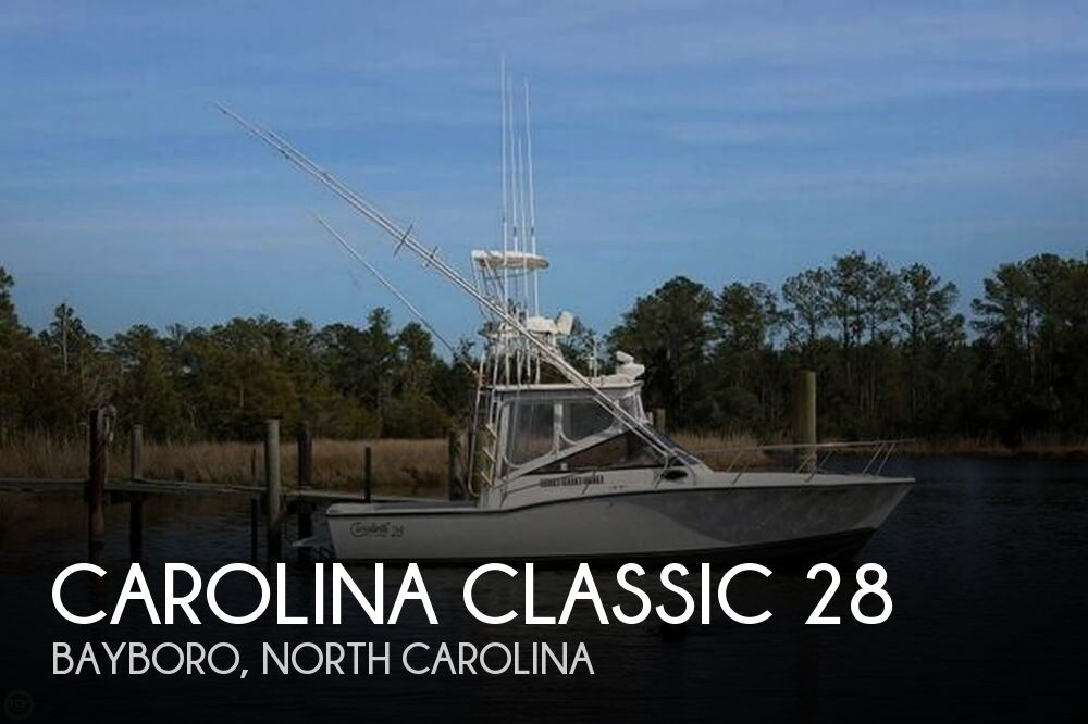 Used Boats For Sale in Rocky Mount, North Carolina by owner | 1998 Carolina Classic 28