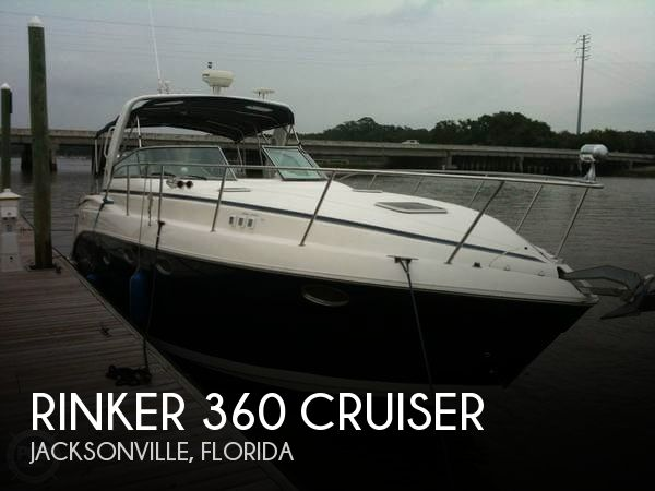 Used Rinker Boats For Sale by owner | 2006 Rinker 39