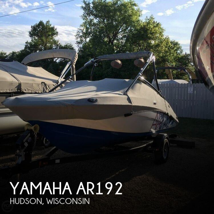 Used Yamaha Ski Boats For Sale by owner | 2015 Yamaha 19