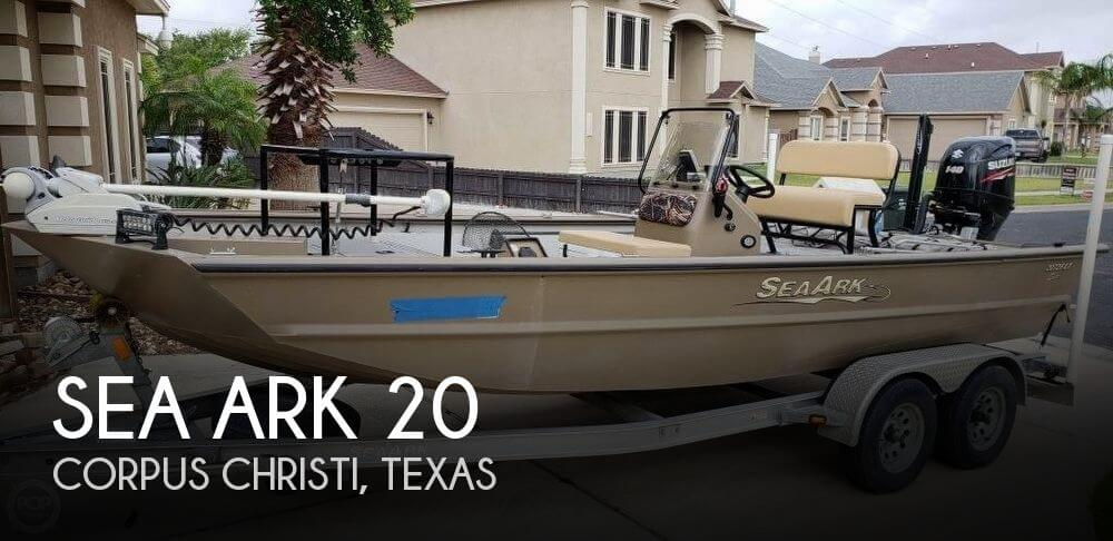 Used Sea ark Boats For Sale in Texas by owner | 2014 Sea Ark 20