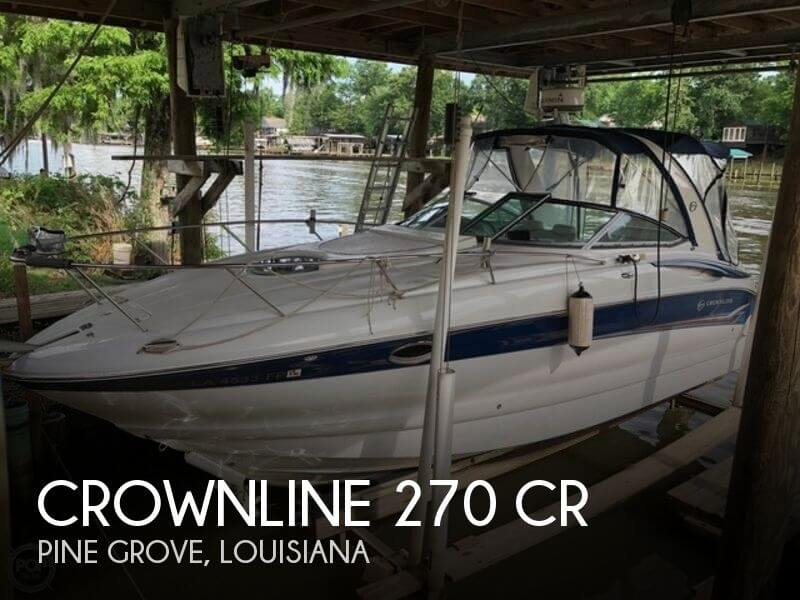 Used Crownline Boats For Sale by owner | 2006 Crownline 28