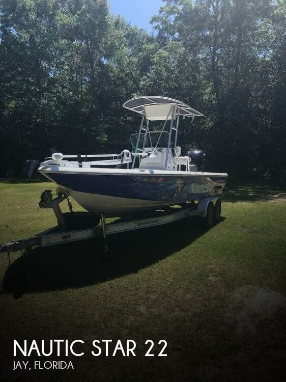 Used Nautic Star Boats For Sale by owner | 2012 Nautic Star 22