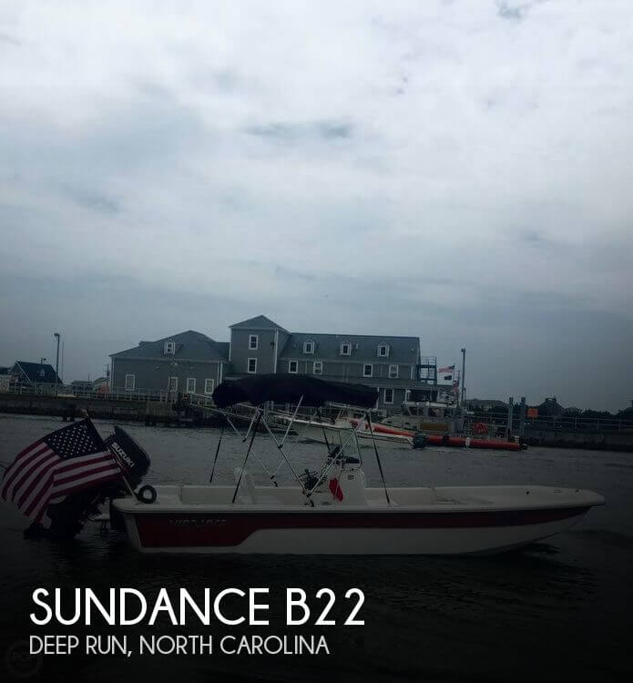 Used Sundance  Boats For Sale by owner | 2015 Sundance 22