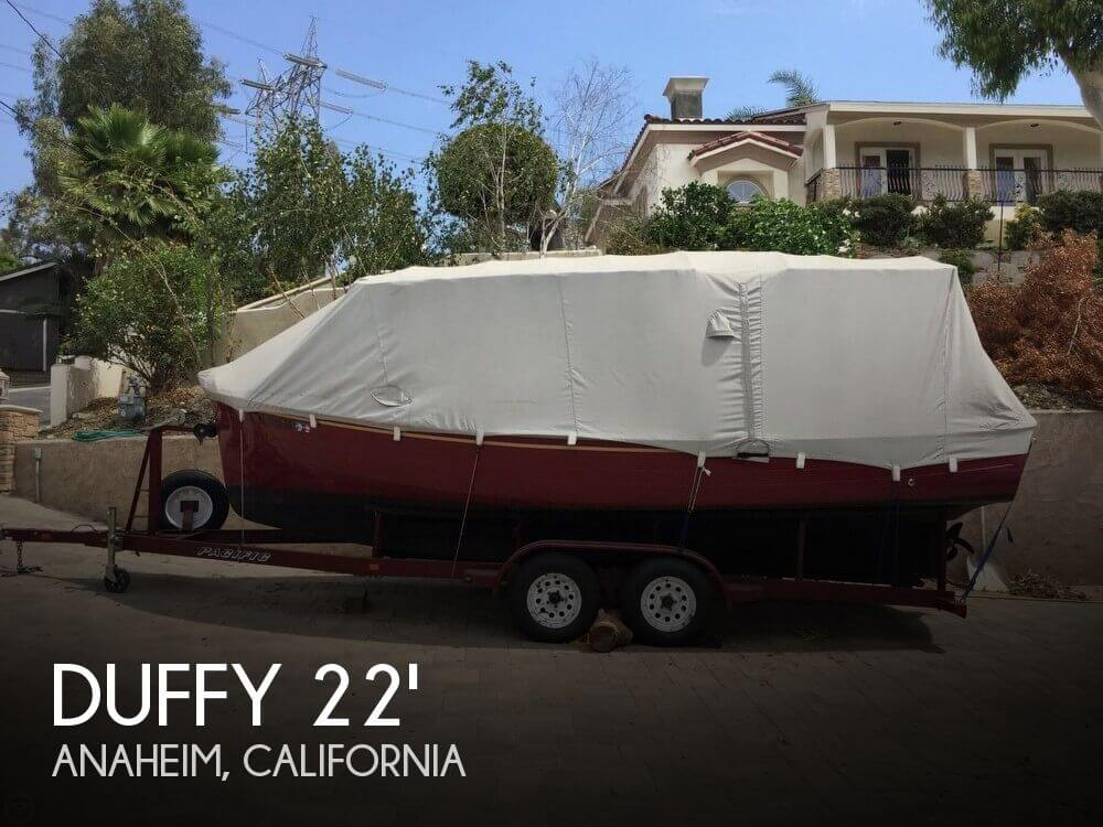 Used DUFFY Boats For Sale by owner | 2007 Duffy 22