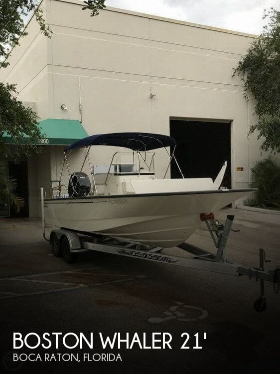 Used Boston Whaler 21 Boats For Sale by owner | 2015 Boston Whaler 21