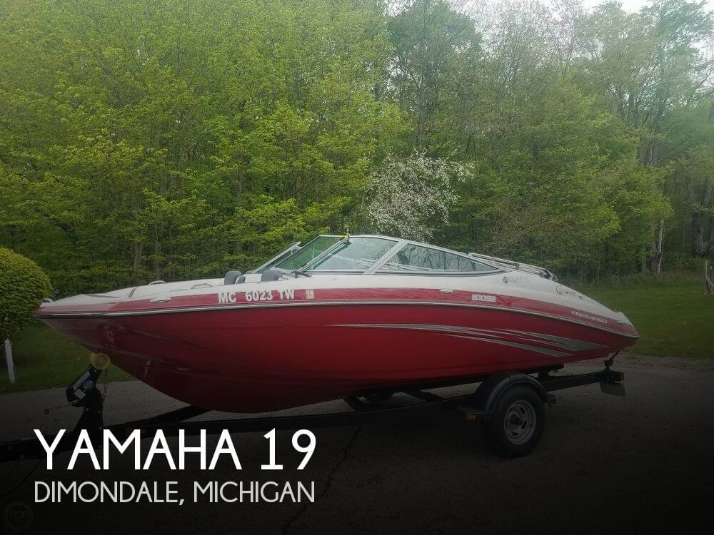 Used Boats For Sale in Grand Rapids, Michigan by owner | 2015 Yamaha 19