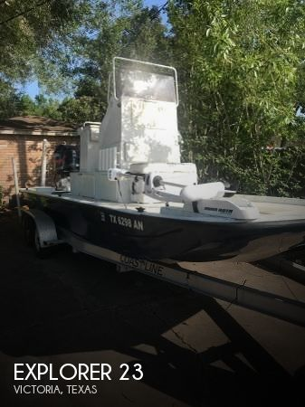 Used Explorer Boats For Sale by owner | 2008 Explorer 23