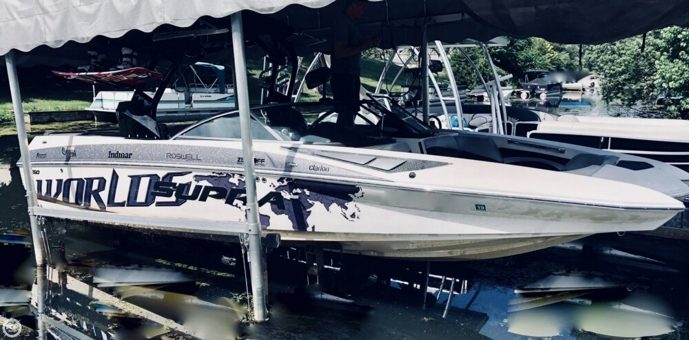 2013 Supra boat for sale, model of the boat is SA550 Worlds Edition & Image # 4 of 40