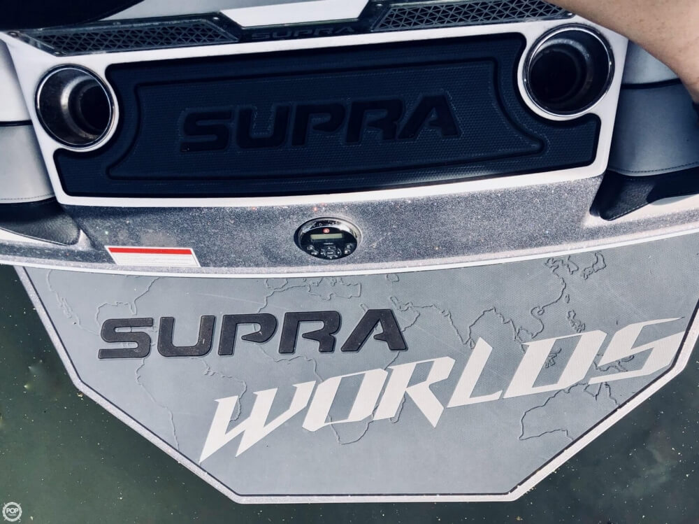 2013 Supra boat for sale, model of the boat is SA550 Worlds Edition & Image # 37 of 40
