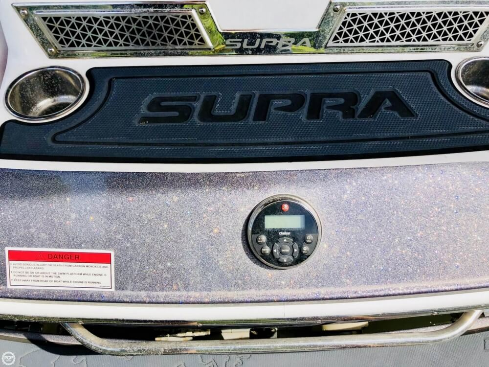 2013 Supra boat for sale, model of the boat is SA550 Worlds Edition & Image # 38 of 40