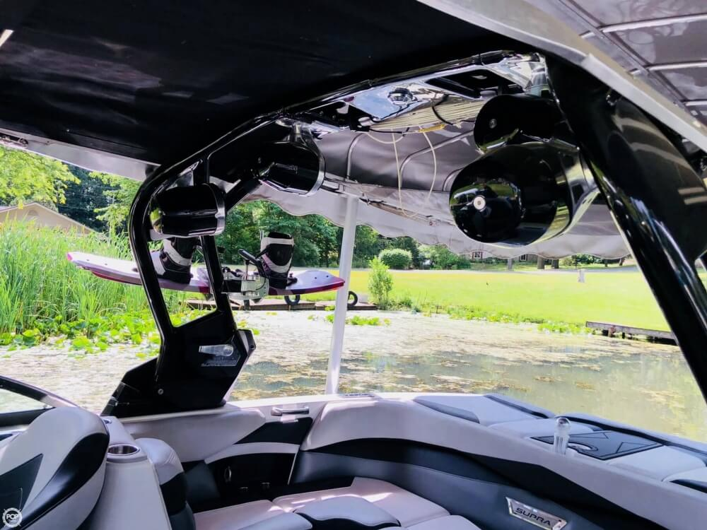 2013 Supra boat for sale, model of the boat is SA550 Worlds Edition & Image # 6 of 40