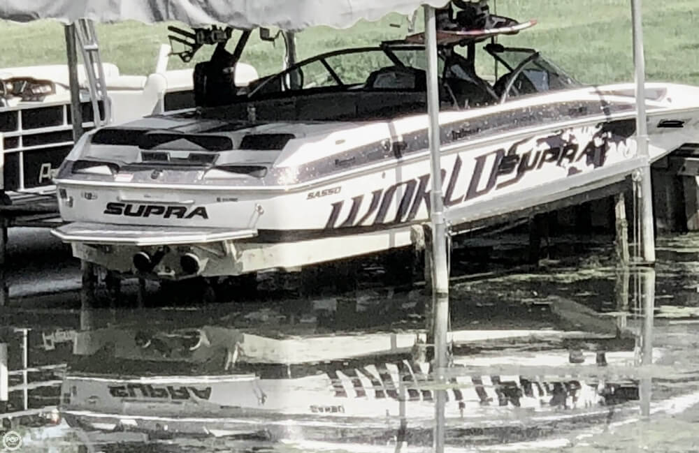 2013 Supra boat for sale, model of the boat is SA550 Worlds Edition & Image # 11 of 40