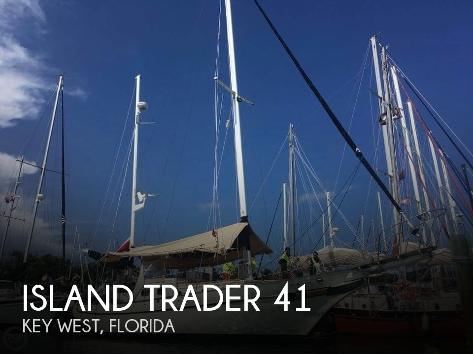 Used Island Trader Sailboats For Sale by owner | 1976 Island Trader 40