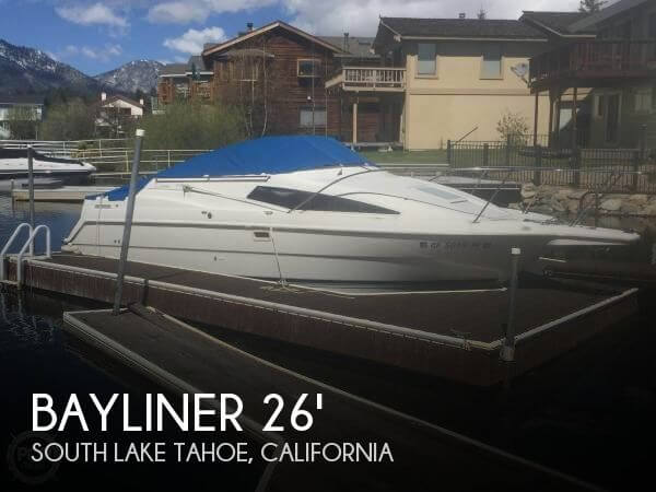 Used Bayliner 26 Boats For Sale by owner | 1998 Bayliner 26