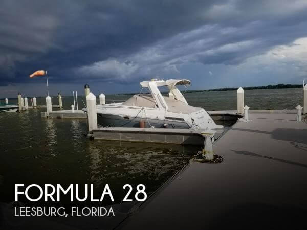 Used Formula Boats For Sale in Florida by owner | 2006 Formula 28