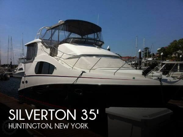 Used Silverton Motoryachts For Sale by owner | 2009 Silverton 40