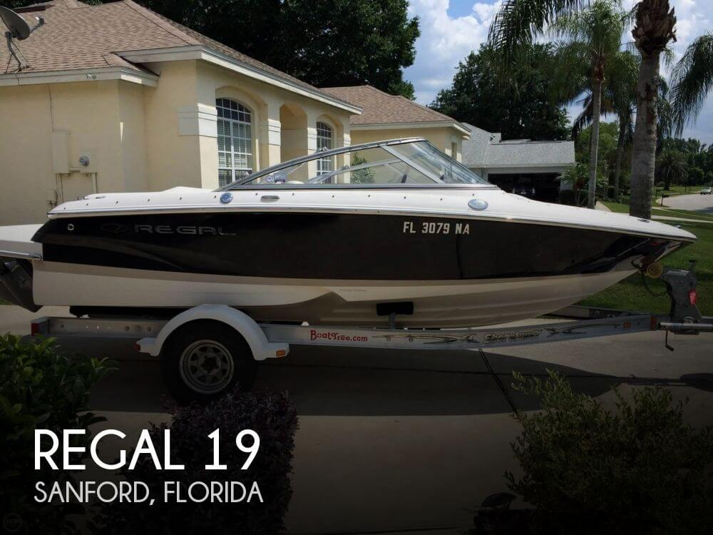 Used Regal 19 Boats For Sale by owner | 2006 Regal 19
