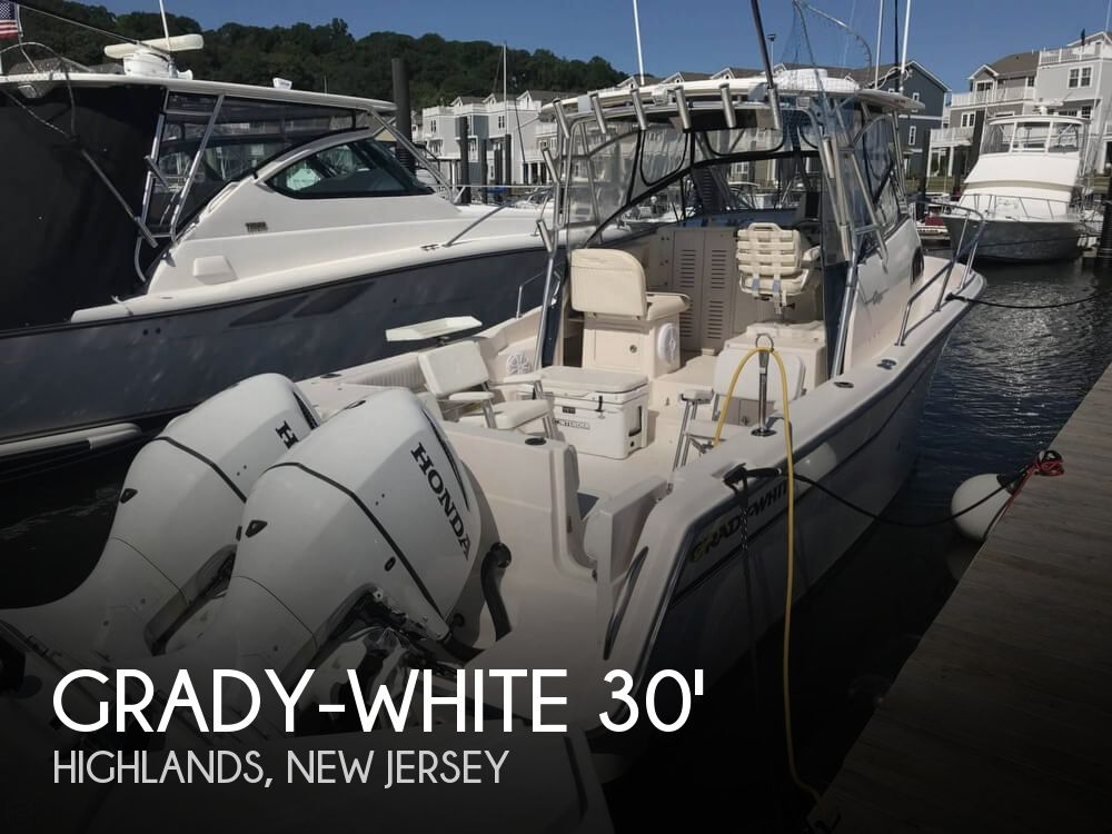Used Grady-White Boats For Sale by owner | 2002 Grady-White 300 Marlin