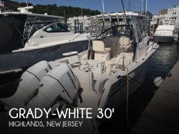 2002 Grady-White 300 Marlin
