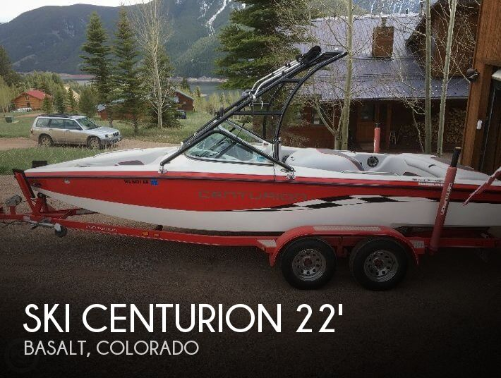 Used Ski Centurion Boats For Sale by owner | 2005 Ski Centurion 20