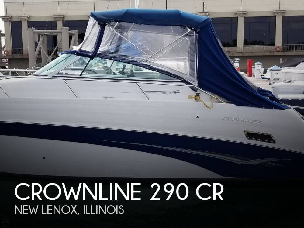 Used Boats For Sale in Rockford, Illinois by owner | 2005 Crownline 29