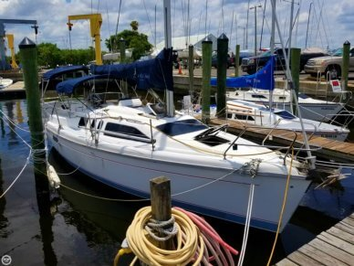 Hunter 29.5, 29', for sale - $21,500