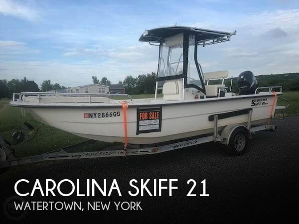 Used Carolina Skiff 21 Boats For Sale by owner | 2006 Carolina Skiff 21