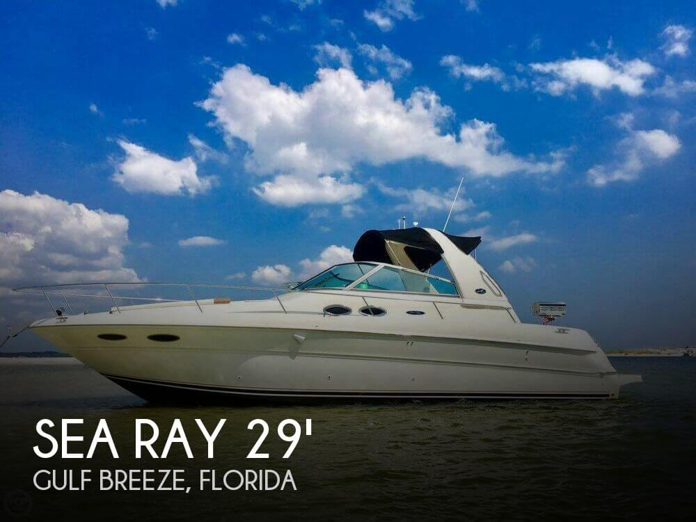 Used Sea Ray 33 Boats For Sale by owner | 1999 Sea Ray 33