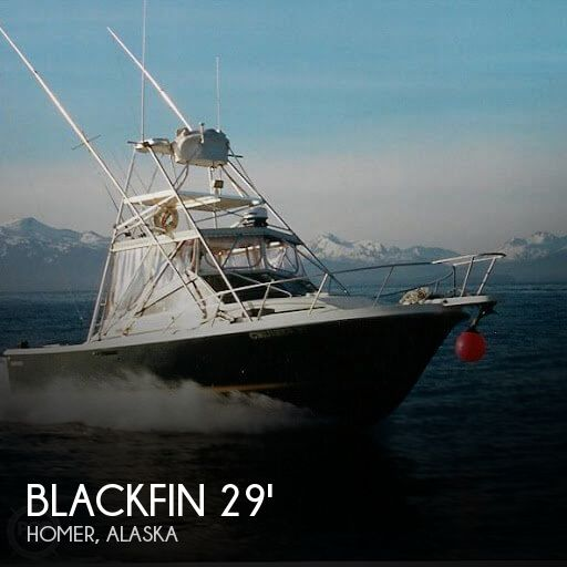 Used 29 Boats For Sale by owner | 1990 Blackfin 29