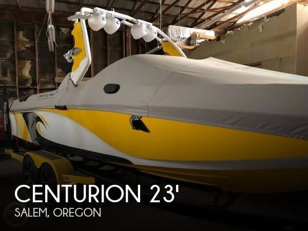 Used Boats For Sale in Portland, Oregon by owner | 2016 Centurion 23