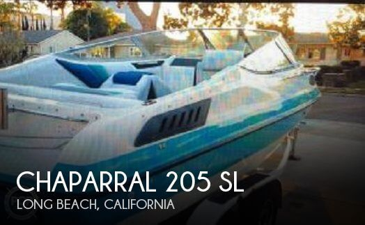 Used Chaparral 20 Boats For Sale by owner | 1991 Chaparral 20