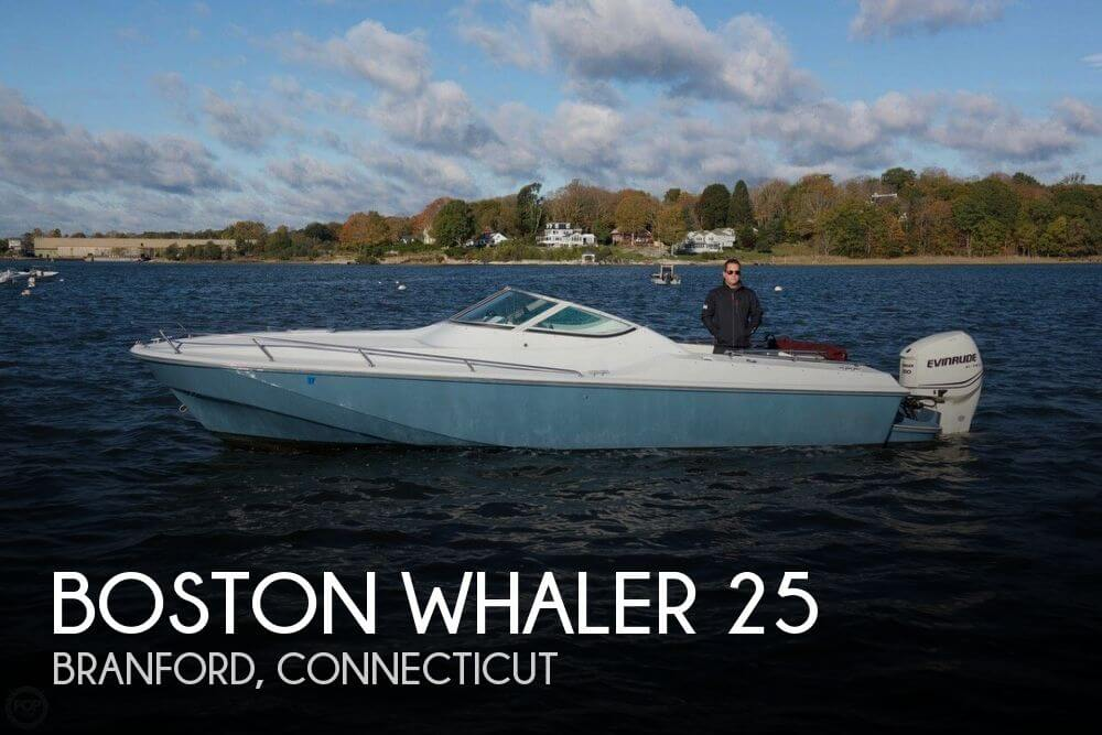 1987 BOSTON WHALER 25 for sale