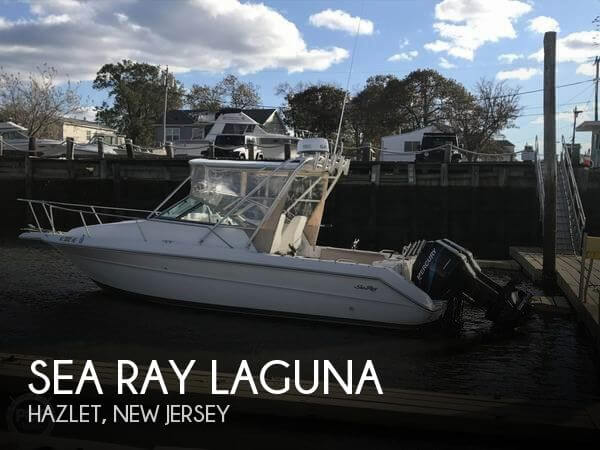 1996 Sea Ray boat for sale, model of the boat is Laguna & Image # 1 of 40